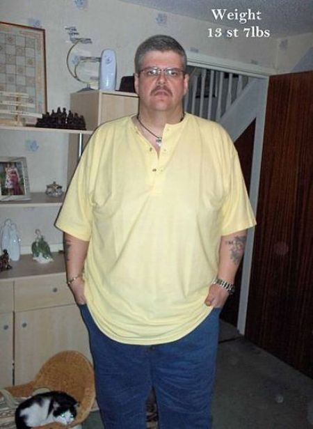 Man Who Lost 350 lbs of Weight (17 pics)