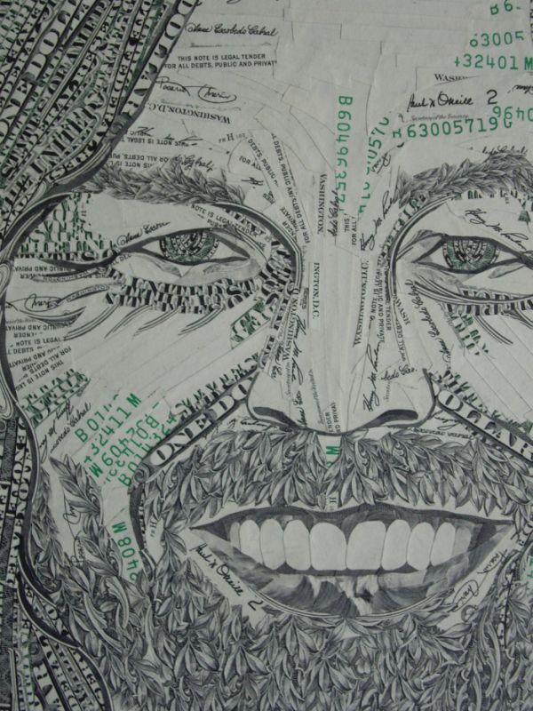 Money Art (20 pics)