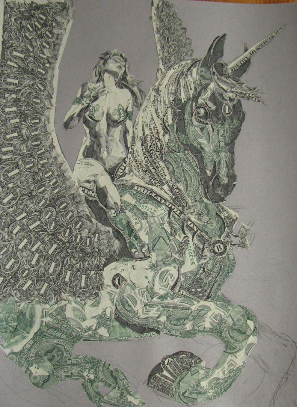 Money Art (20 pics)