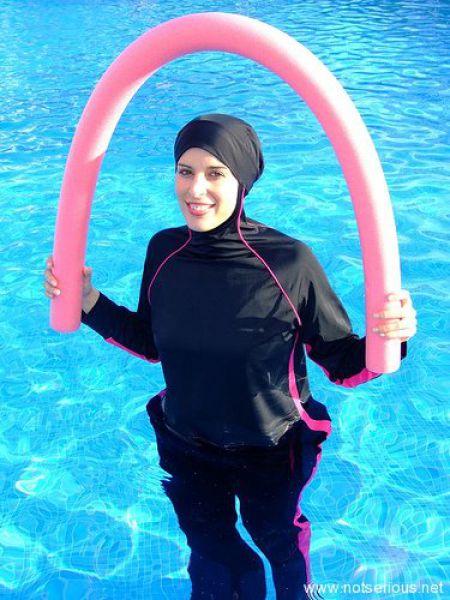 Muslim Bikinis (21 pics)