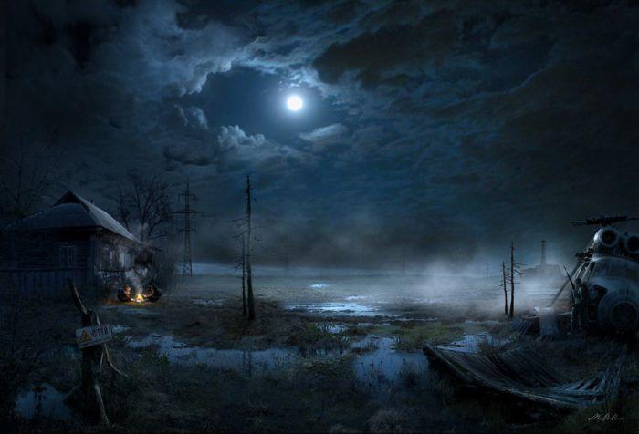 Post-Apocalyptic Pictures (18 pics)