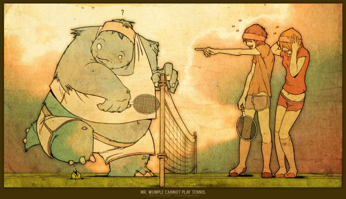 Cool Illustrations (26 pics)