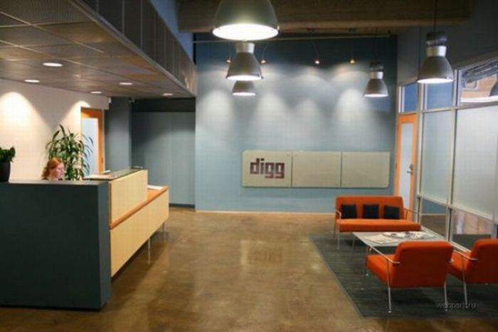 Cool Office Spaces (34 pics)