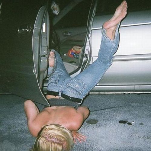 Drunk Girls. Part 2 (33 pics)