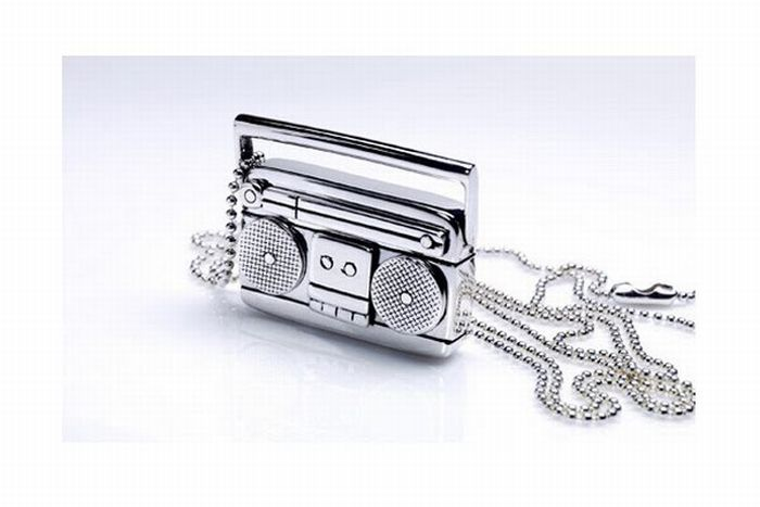 Music Theme Silver Jewelry (13 pics)
