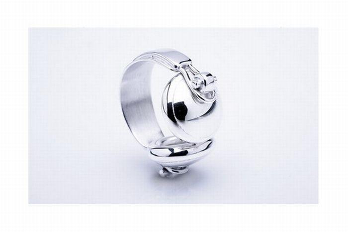 Music Theme Silver Jewelry (13 pics)