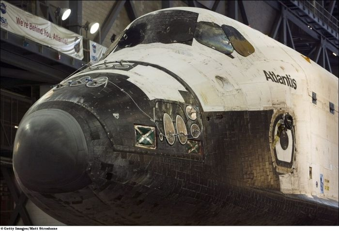 Atlantis is Ready for Its Final Mission (18 pics)