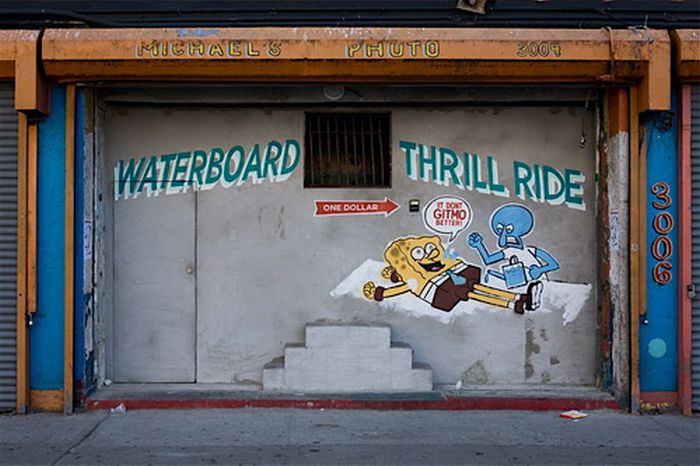 Coney Island Waterboard Thrill Ride (6 pics)