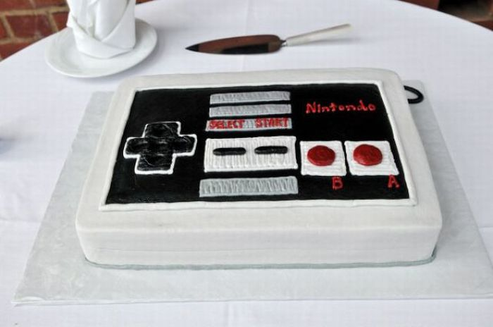 Geeky Cakes (40 pics)