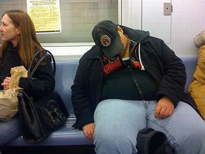 People Can Sleep Anywhere (40 pics)