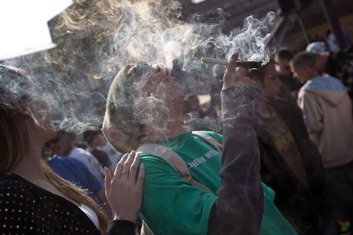 4/20 Pot Protesters in the USA (31 pics)