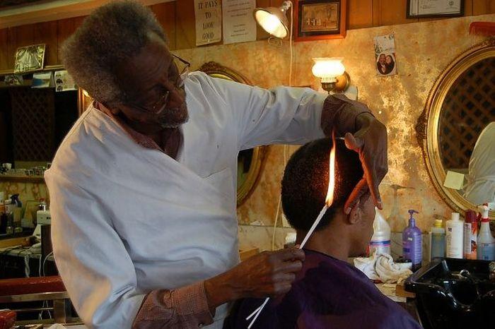 Unusual Haircut (25 pics)