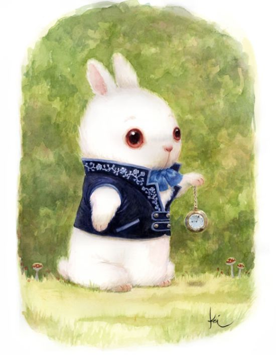 Alice in Wonderland Concept Art (20 pics)
