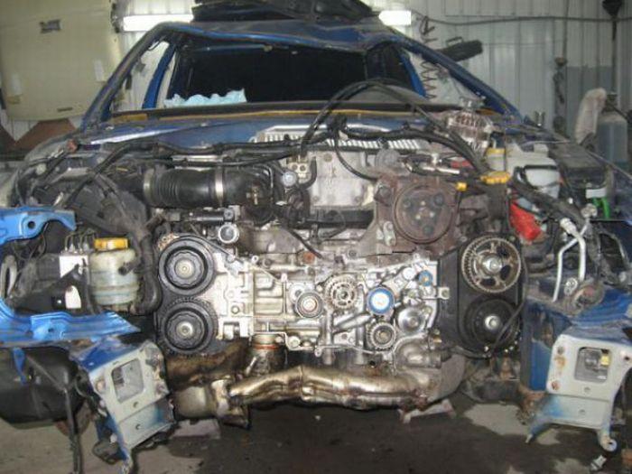 Honda + Subaru = Hondabaru (16 pics)