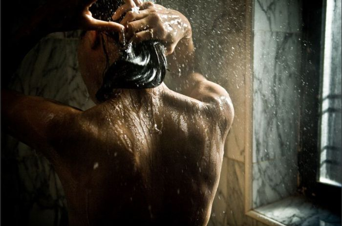 the shower series