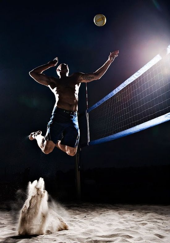 Surrealistic Sports Photography (18 pics)