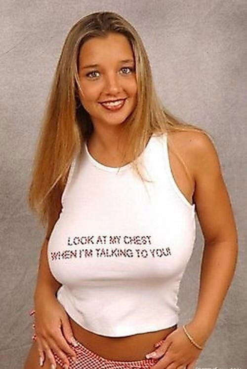 Awesome T-Shirts for Girls (42 pics)