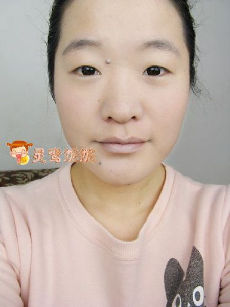 Chinese Girl Before and After Makeup (42 pics)