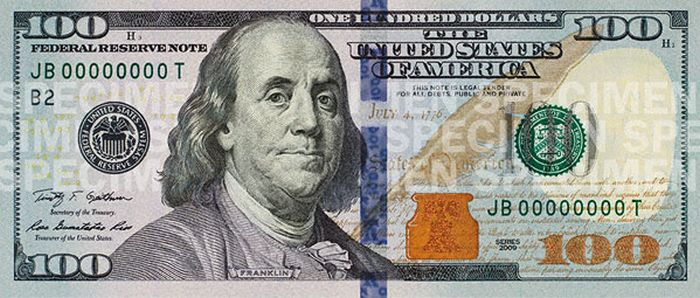 How 100-Dollar  Bill Changed Over the Years (23 pics)