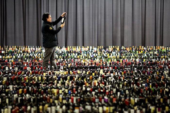 International Wine Challenge (21 pics)