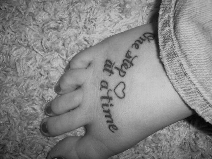 cd791e7c9 Crazy Foot Tattoos (35 pics)