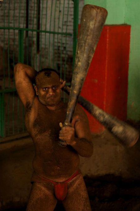 Kushti. Indian Wrestling (30 pics)