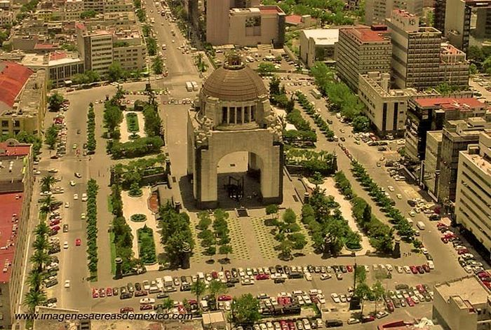 Amazing Aerial Photographs of Mexico City (78 pics)