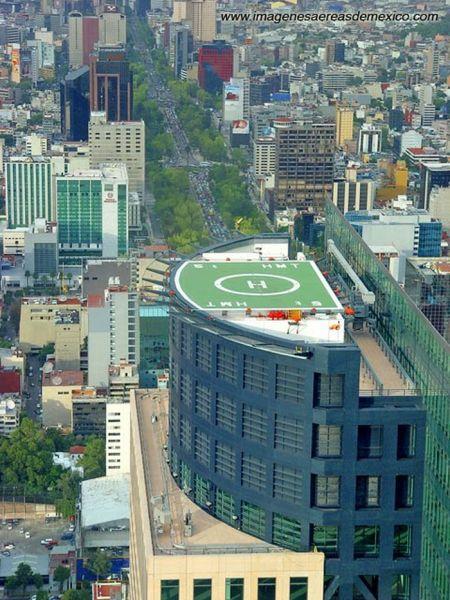 Amazing Aerial Photographs of Mexico City (78 pics)