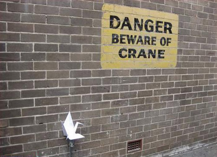 Funny Subverted Street Signs (40 pics)