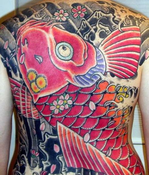 Japanese Tattoos (13 pics)