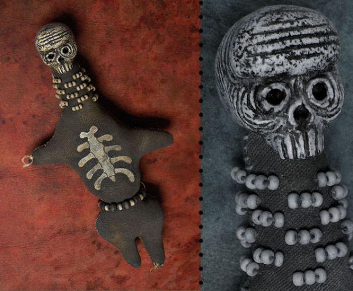 Zombie Artworks (83 pics)