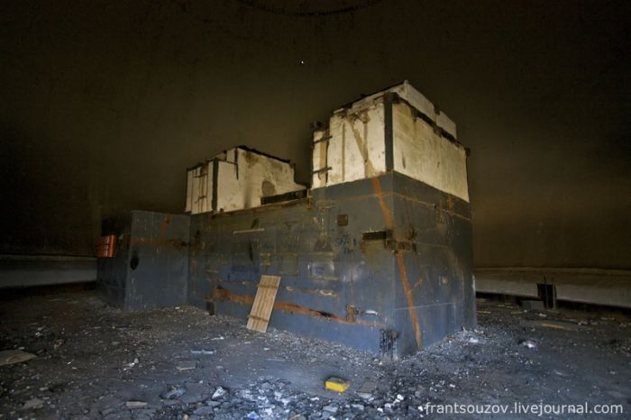 Abandoned Russian Anti-Missile Defense System (40 pics)