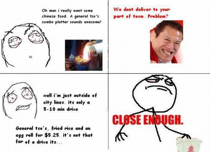 Close Enough Comics (20 pics)