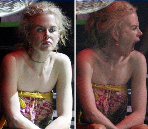 Even Celebrities Have Bad Days (54 pics)