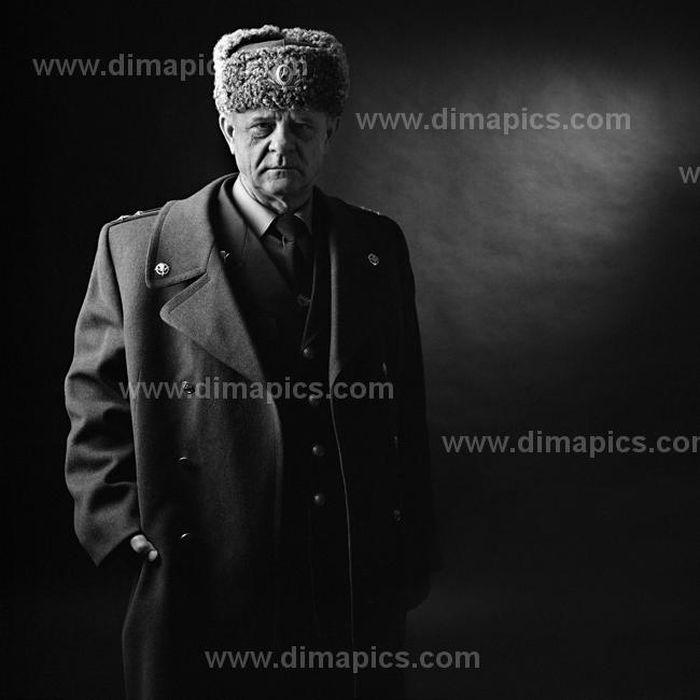Russian Spetsnaz Veterans (49 pics)