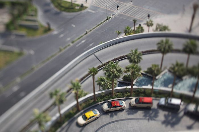 Amazing Tilt-Shift Photos (39 pics)