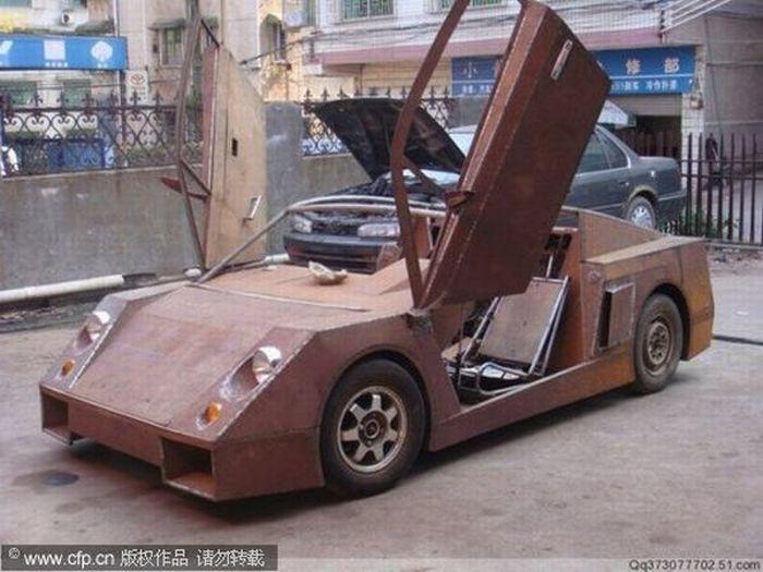 Lamborghini for $3,000 (7 pics)