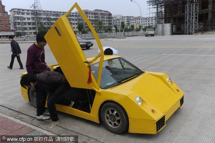 Lamborghini for $3,000 (7 pics)