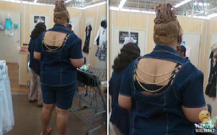 People of Wal-Mart. Part 4 (132 pics)