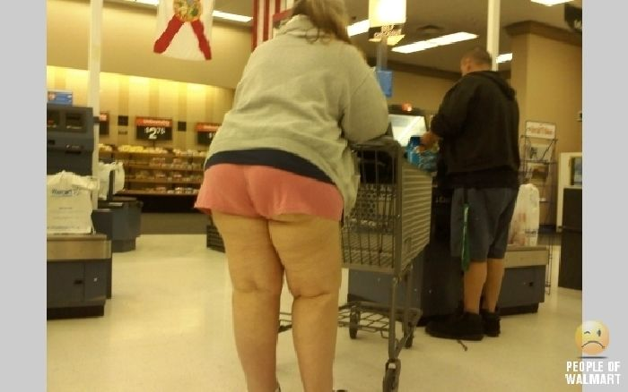 People of Wal-Mart. Part 4 (132 pics)