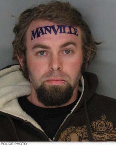 The Best of Mugshot Tattoo Fails (59 pics)