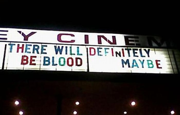 Funny Movie Marquees (29 pics)