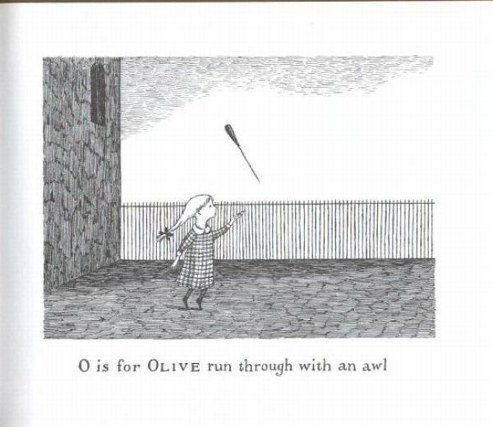 Brutal Alphabet (27 pics)
