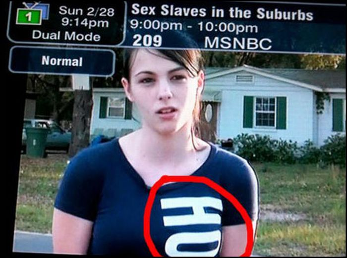 Funniest News Fails (26 pics)