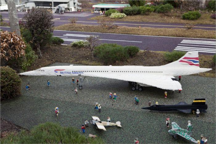 Legoland in California (38 pics)
