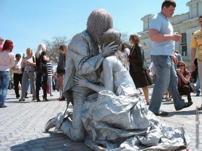 Statues vivantes Living_statues_contest_01