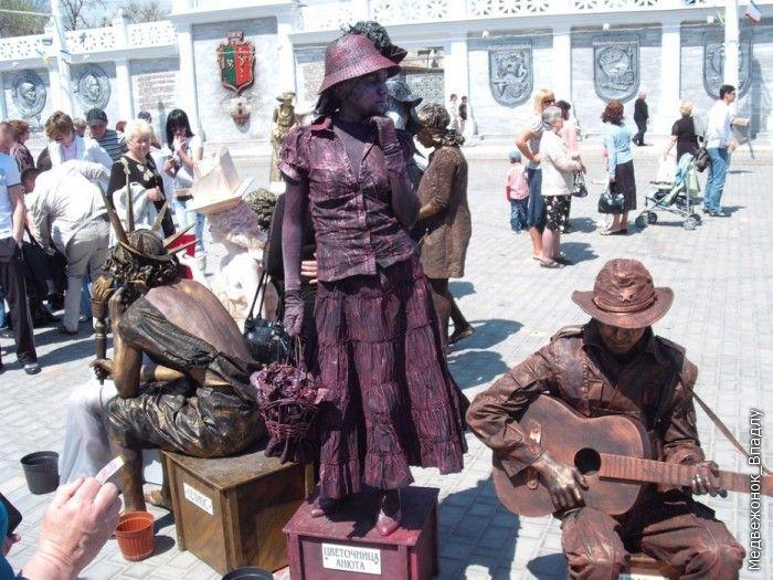Statues vivantes Living_statues_contest_10