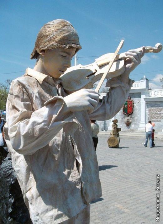 Statues vivantes Living_statues_contest_12