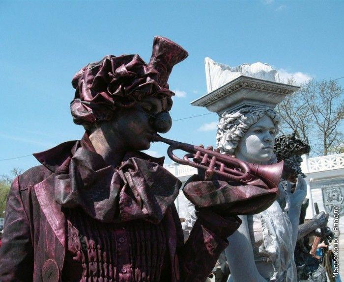 Statues vivantes Living_statues_contest_15