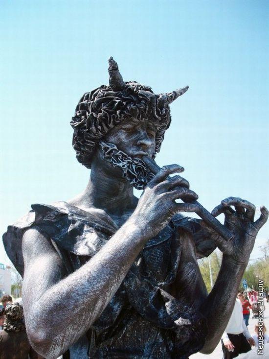 Statues vivantes Living_statues_contest_16